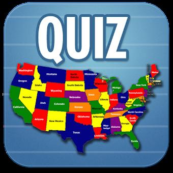 Download Top 49 50 US States Map, Capitals & Flags - American Quiz ...