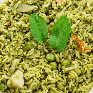 Mint Rice | Pudina Rice