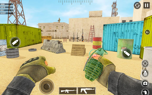 Fury Shooting Strike 1.30 screenshots 10