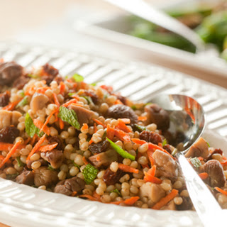 Wheat Berries Roasted Recipes