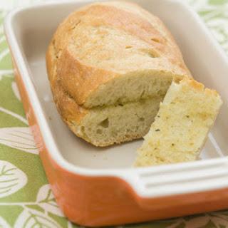Simply Perfect Vegan Garlic Bread