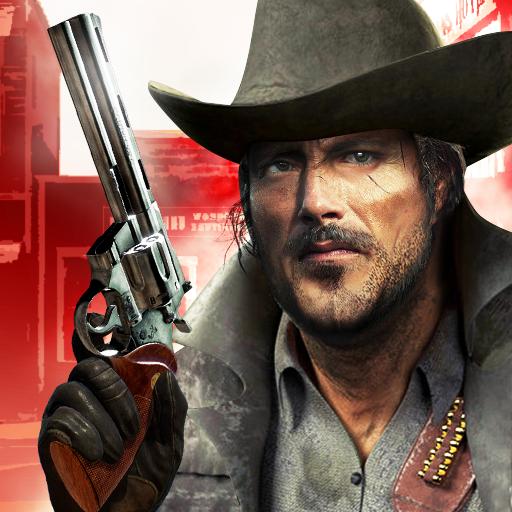 Cowboy-Jagd: Gewehrschütze