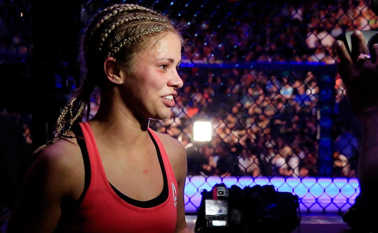UFC Fight Night: Herrig vs VanZant