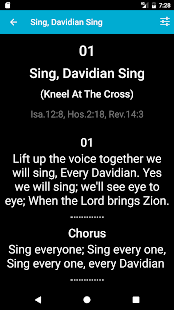 Davidian Songs- screenshot thumbnail