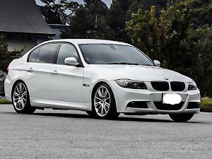 3シリーズ セダン  E90 325i Mスポーツのカスタム事例画像 BMWヒロD28さんの2019年09月23日10:39の投稿