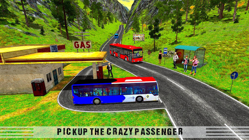 Offroad Coach Tourist Bus Simulator 2020 apktram screenshots 10
