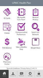UPMC Health- screenshot thumbnail