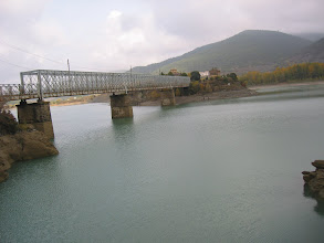 Photo: EMBALSE DE LA PEÑA