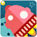 Space Odyssey: Rocket Launch icon