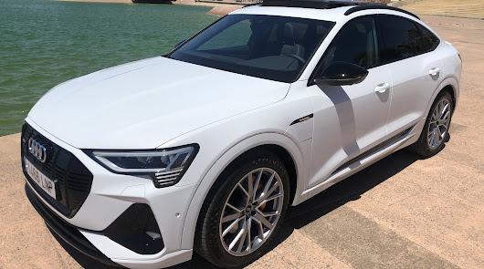 Ponemos a prueba el Audi e-tron 55 quattro de Grupo Vera Import