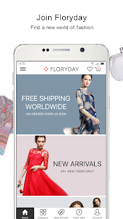 Floryday: Women Fashion Store - náhled