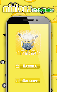 Banana Minion Photo Maker Editor - náhled