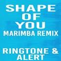 Shape of You Marimba Ringtone icon