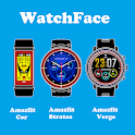 Watchface for Amazfit (Cor, Verge, Stratos, Pace) icon