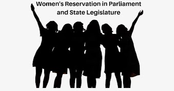 Women's reservation in Parliament and state legislatures