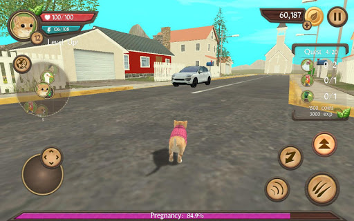 Cat Sim Online: Play with Cats  screenshots 14