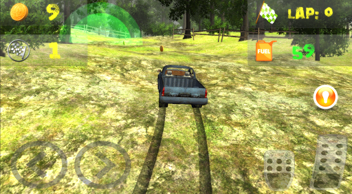 4x4 Hill Driver 3D 2015