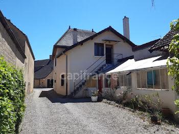 maison à Bellevesvre (71)