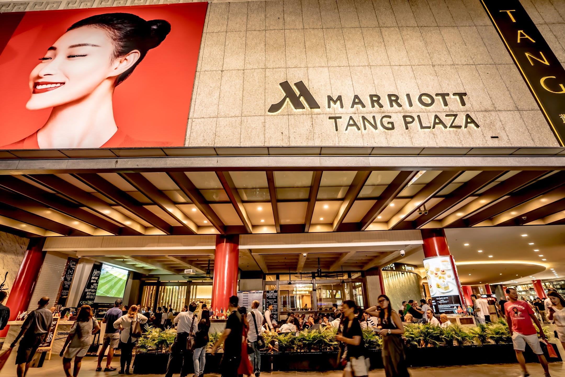シンガポール Tangs