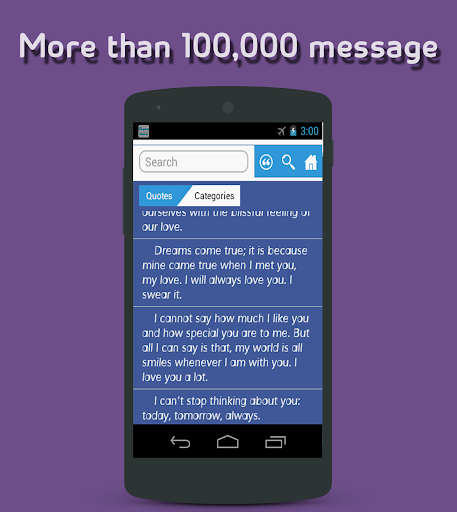100000+ SMS Messages Mobile