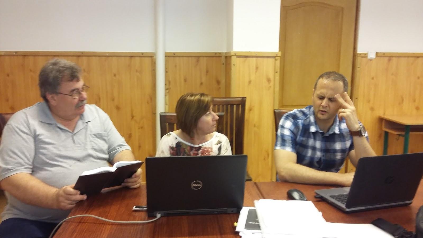 2018 május -Konzultáció a Széchényi Program Iroda munkatársával