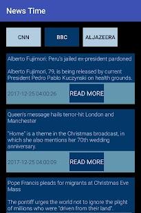 News Time - náhled