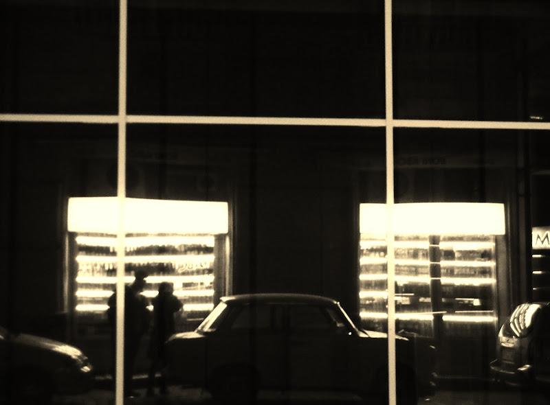 Trabant shadow di Claudia Masottini