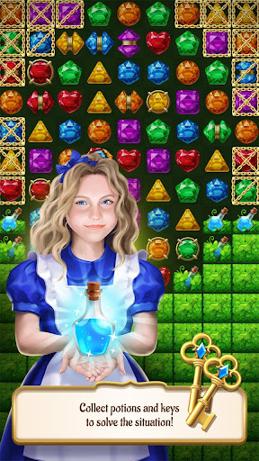 Alice in Puzzleland 2.3.2 screenshots 2
