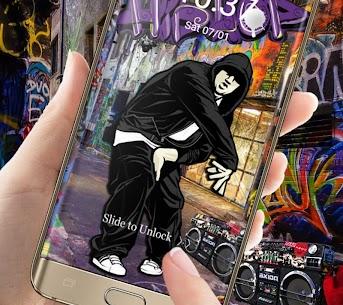 Graffiti Hip Hop Theme 2