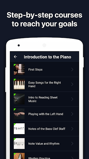 flowkey: Learn piano 2.6.2 Apk for Android 5