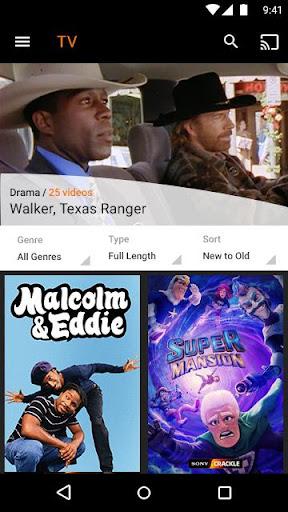 SonyCrackle–Free TV & Movies screenshot 5