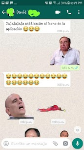 Stickers ecuatorianos para WhatsApp 1
