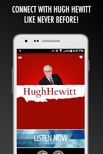 Hugh Hewitt- screenshot thumbnail
