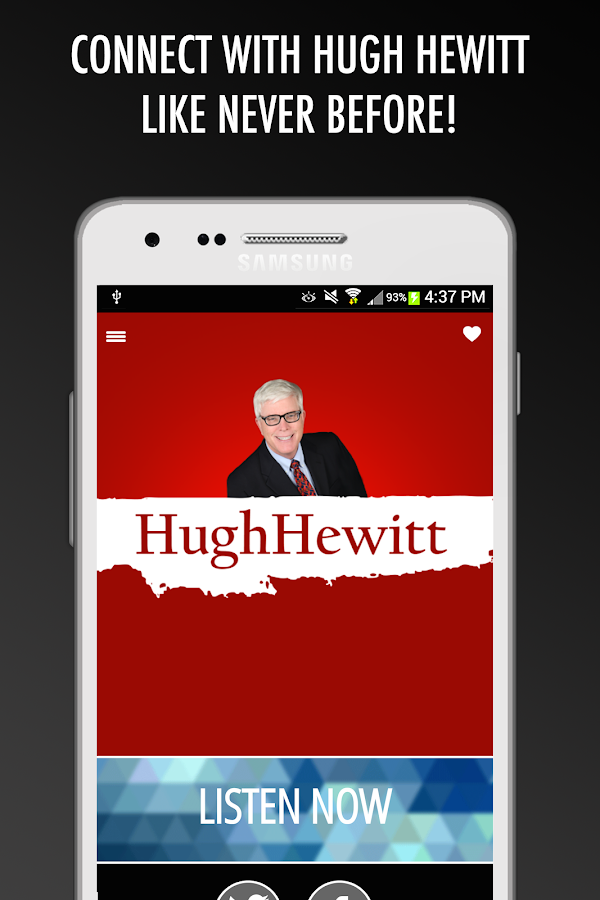 Hugh Hewitt- screenshot