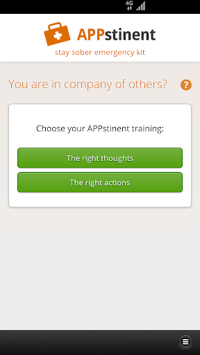 玩醫療App|APPstinent - alcohol emergency免費|APP試玩