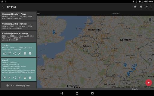 Geo Tracker - GPS tracker  screenshots 10