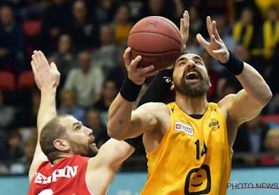 Le final four de la Champions League de basket aura lieu à Anvers