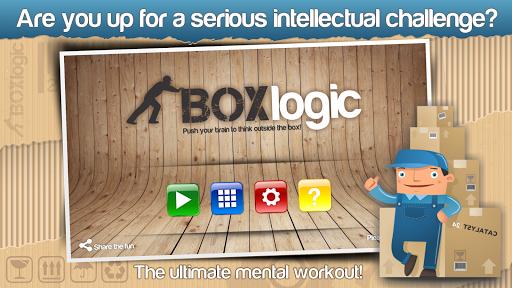 BOXlogic - Think outside the box  screenshots EasyGameCheats.pro 1