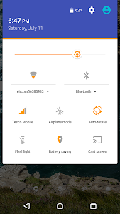 flatshade UI light for CM12 v1.7.5