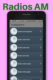 AM Radio App for Free - náhled