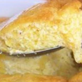 Sweet Corn Bread Pudding Recipe