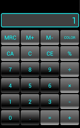 Calclc 電卓アプリ