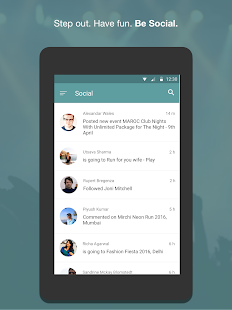 Nearify - Discover Events- screenshot thumbnail