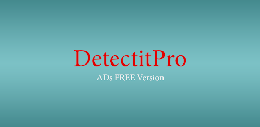 DetectIT Device and Camera Detector ADs FREE Applications pour Android screenshot
