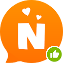 Neenbo - chat, dating and meeting icon