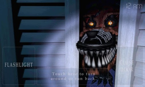 Five Nights at Freddy's 4 4
