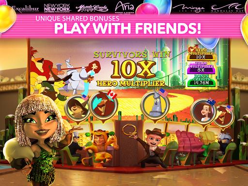 POP! Slots - Free Vegas Casino Slot Machine Games  screenshots 8