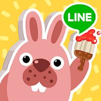 LINE ポコパンタウン-うさぎのポコタと癒し系まちづくり!爽快ワンタップパズルゲーム