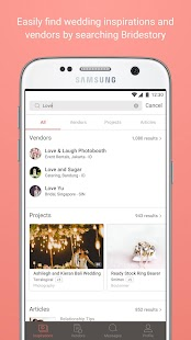 Bridestory - Wedding App & Hilda - náhled
