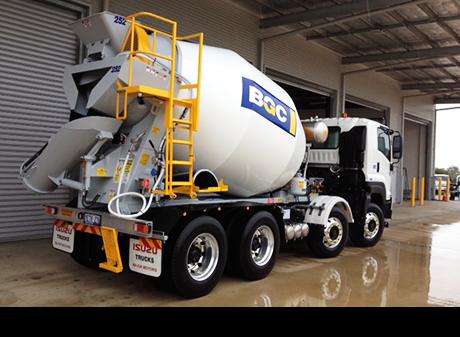 sustainable concrete producer BGC